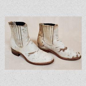 Vtg Potro Salvaje boots